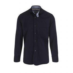 Scarti-Lab-310-SU254-Cotton-Shirt-Dark-Navy-01-0079