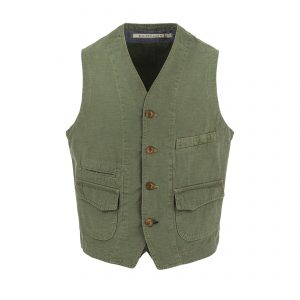 Scarti-Lab-403-SG824-Cotton-Vest-Green-01-0082