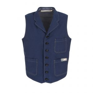 Scarti-Lab-413-SM233-Cotton-Vest-Blue-Navy-Striped-01-0090