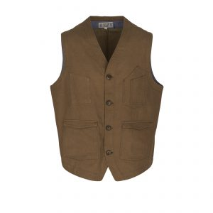 Scarti-Lab-413-SM233-Cotton-Vest-Brown_01-0001-2