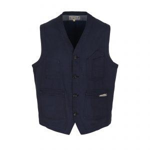 Scarti-Lab-413-SM233-Cotton-Vest-Navy_01-0057-2