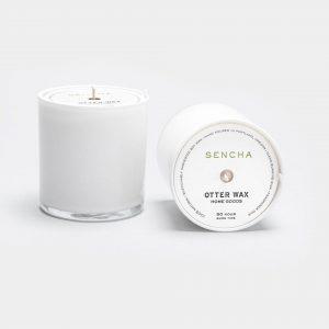 Sencha-Candle-White-Jar