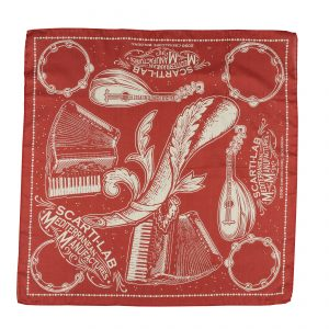 Scarti-Lab-Bandana-Music-Red-1116