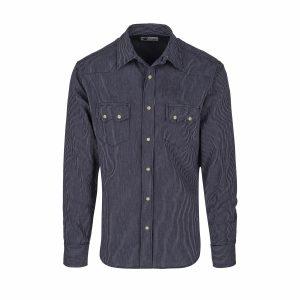 Tellason-Cowboy-Cotton-Shirt-Striped-Blue-White-01-5