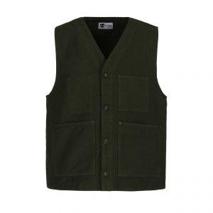 Tellason-Vest- JK-Vest-Sateen-Olive-01_0-5
