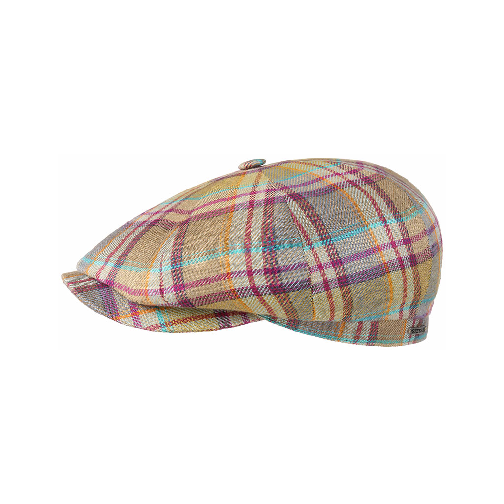 eb4c379860b Stetson. Hatteras 8 Panel Multicolor