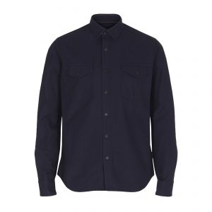 Wrenchmonkees-Coated-Twill-Shirt-Black-104-01