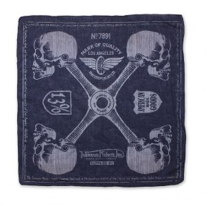 Johnson-Motors-Bandana-BN55317-Four-Points-Navy