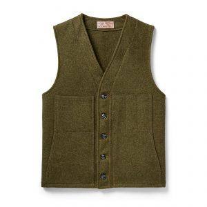 Filson-mackinaw-wool-vest-forest-green-10055-01